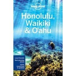 Honolulu Waikiki & Oahu Lonely Planet Honolulu útikönyv 2017