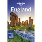 England útikönyv Lonely Planet 2019