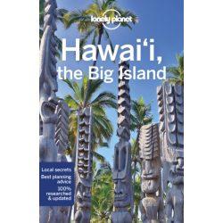 Hawaii útikönyv Hawai'i Lonely Planet Hawaii the Big Island 2021