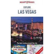 Las Vegas útikönyv Insight Guides Las Vegas Guide 2017