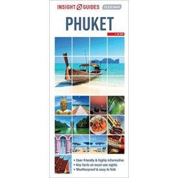 Phuket térkép Insight Guides Flexi Map Phuket