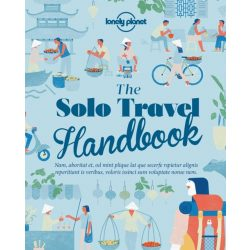 The Solo Travel Handbook Lonely Planet könyv 2018 angol
