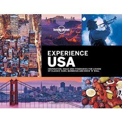 USA útikönyv, Experience USA képes útikalauz 2018 angol