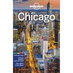 Chicago útikönyv Lonely Planet 2020