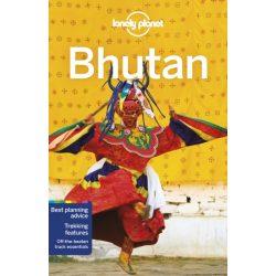Bhutan útikönyv Lonely Planet  2020