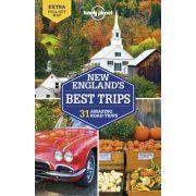 New England útikönyv Best Trips Lonely Planet 2019 angol