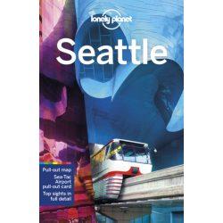 Seattle útikönyv Lonely Planet USA 2020 angol