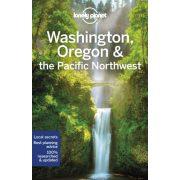 Washington útikönyv, Washington, Oregon & the Pacific Northwest Lonely Planet Oregon útikönyv 2020 angol