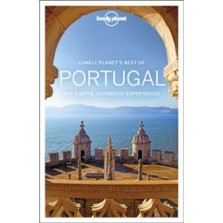 Portugal Guide, Best of Portugal Lonely Planet Portugália útikönyv 2019 angol