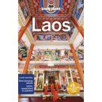 Laosz útikönyv Laos Lonely Planet  2020