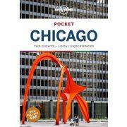 Chicago útikönyv Chicago Lonely Planet Pocket 2020