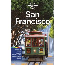 San Francisco útikönyv Lonely Planet 2019