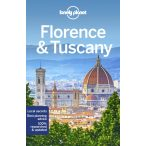 Florence Tuscany Lonely Planet útikönyv Firenze útikönyv, Toszkána útikönyv 2020