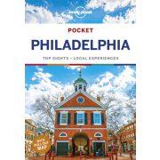 Philadelphia útikönyv Philadelphia Lonely Planet Pocket, angol 2018