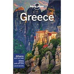 Greece Lonely Planet, Görögország útikönyv 2020
