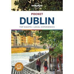 Dublin útikönyv Lonely Planet Dublin Pocket 2020 angol