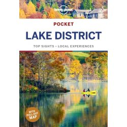 Lake District útikönyv Lonely Planet Pocket 2019