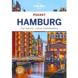 Hamburg útikönyv Pocket Lonely Planet  2019