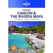 Cancun & the Riviera Maya útikönyv Lonely Planet Pocket 2019 Cancun útikönyv angol