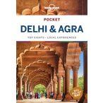 Delhi & Agra útikönyv Lonely Planet Pocket Delhi útikönyv 2019 angol