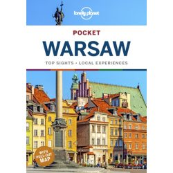 Warsaw Lonely Planet Varsó útikönyv Lonely Planet Pocket Warsaw 2020 angol