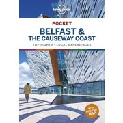 Belfast útikönyv Belfast & the Causeway Coast Lonely Planet Pocket 2020 angol