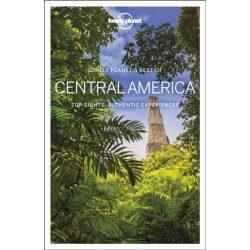 America Central America útikönyv Best of Lonely Planet Közép-Amerika útikönyv 2019 angol