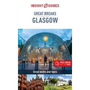 Glasgow útikönyv Insight Guides Great Breaks Glasgow könyv angol 2019