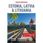 Észtország útikönyv, Estonia, Latvia and Lithuania útikönyv Insight Guides 2019 - angol