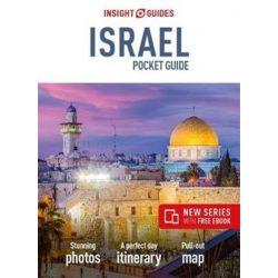 Izrael útikönyv, Israel útikönyv Pocket Insight Guides 2019
