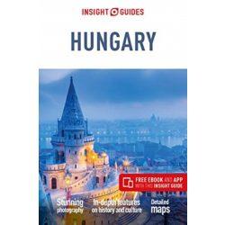 Hungary útikönyv Insight Guides 2020  Magyarország útikönyv angol