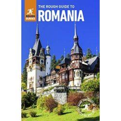 Romania Rough Guide, Románia útikönyv 2019 angol