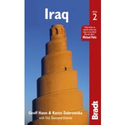 Iraq útikönyv Iraq Guide Bradt, Iraq : The ancient sites and Iraqi Kurdistan 2015  - angol
