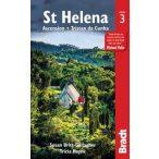 St. Helena útikönyv : Ascension, Tristan da Cunha Bradt 2015
