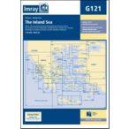 Imray Chart G121 : The Inland Sea