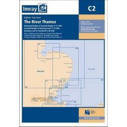 Imray Chart C2 : The River Thames 2016