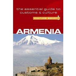 Armenia útikönyv Culture Smart Guide Örményország útikönyv 2009