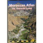 Marokkó Atlasz-hegység Moroccan Atlas - The Trekking Guide : Includes Marrakech City Guide Trailblazer 2014 angol
