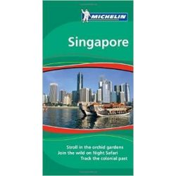 Singapore útikönyv angol Green Guide  1524.