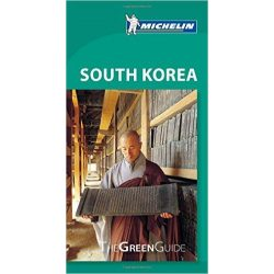 South Korea útikönyv angol Green Guide  1599.