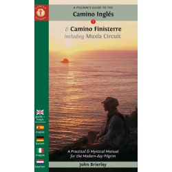 A Pilgrim's Guide to the Camino Ingles & Camino Finisterre : Including MuXia Circuit, Camino útikönyv 2019