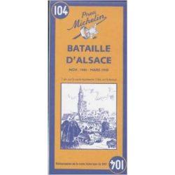Battle of Alsace térkép  0264.