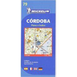 79. Cordoba térkép Michelin 1:10 000