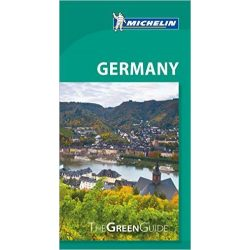 Germany  útikönyv angol Green Guide  1504.