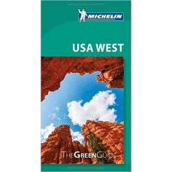 USA West  útikönyv angol Green Guide  1559.