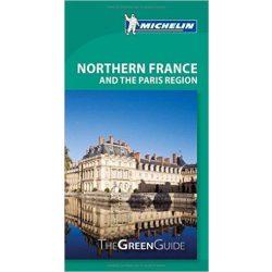 Northern France & Paris Region  útikönyv angol Green Guide  1344.