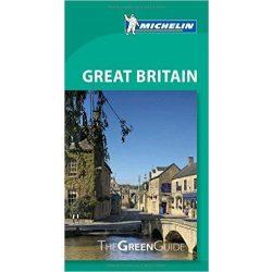 Great Britain Michelin útikönyv Michelin travel guide