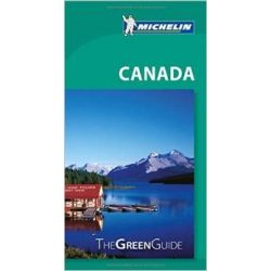 Canada útikönyv angol Green Guide  1517.
