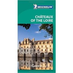 Châteaux of the Loire  útikönyv angol Green Guide