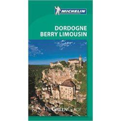 Dordogne Berry Limousin útikönyv Michelin travel guide 2015
